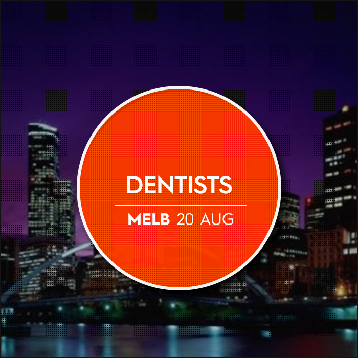 Tickets-Melb-Dentists-On